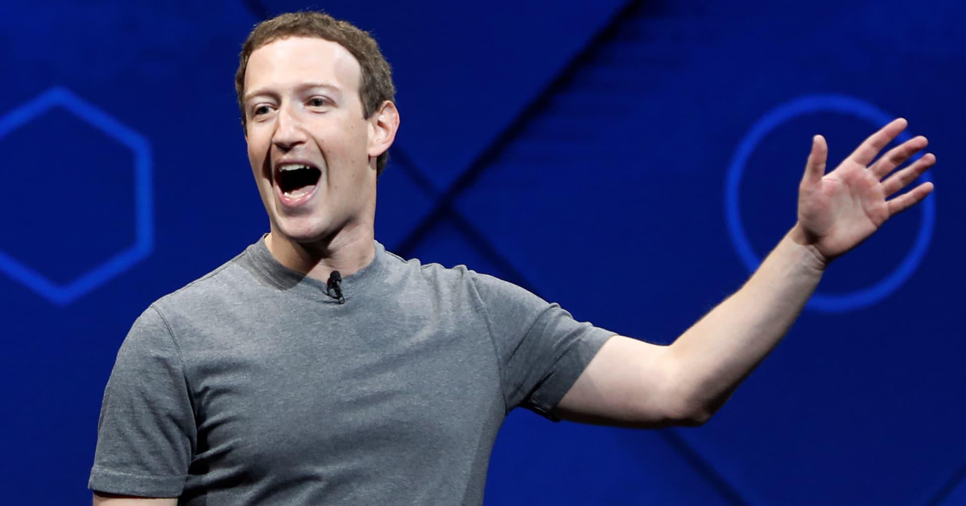 Zuckerberg reveals Facebook's 'Act 2'