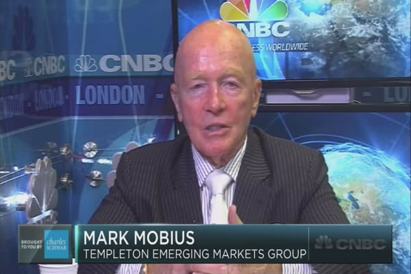 Mark Mobius on emerging markets opportunities