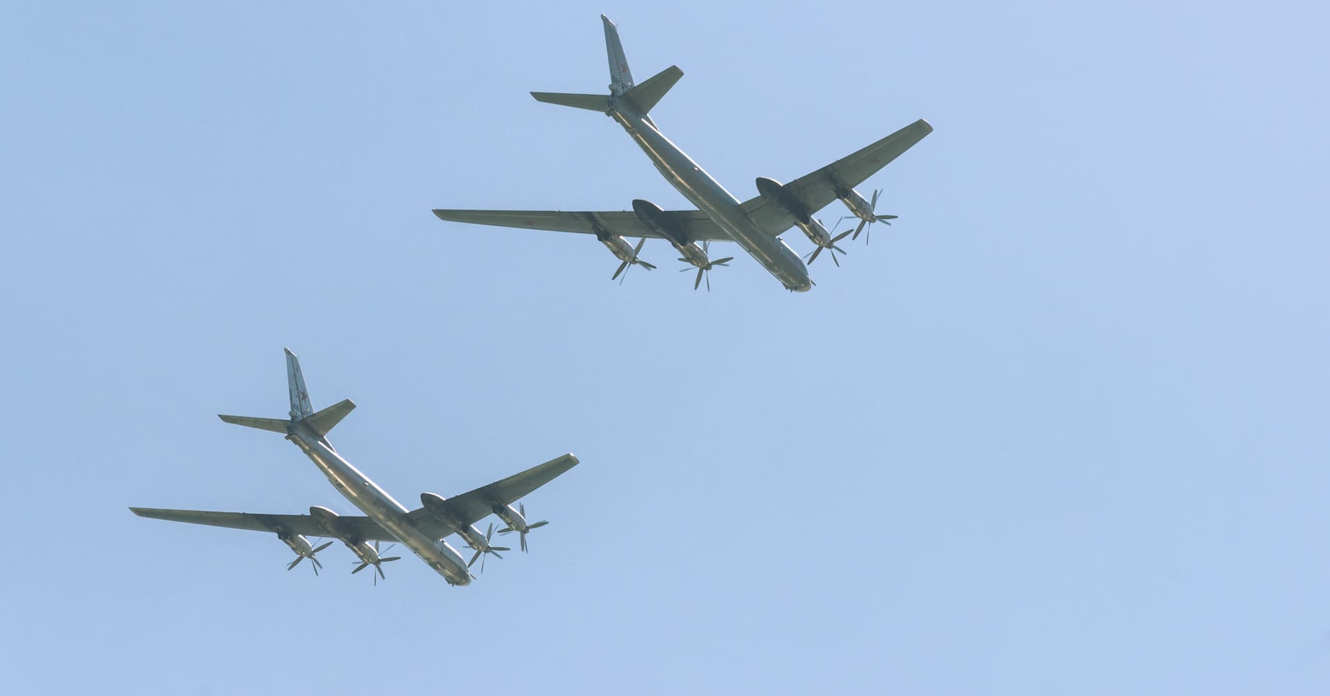 They're back: Russian bombers buzz Alaska, again