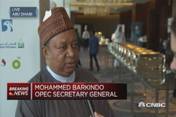 Very committed to fully complying with cuts: OPEC SecGen