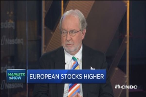Still a bull market: Dennis Gartmen