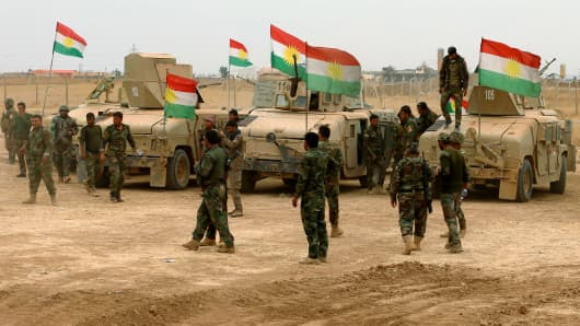 US approves $295.6 million military equipment sale to Iraq: Pentagon