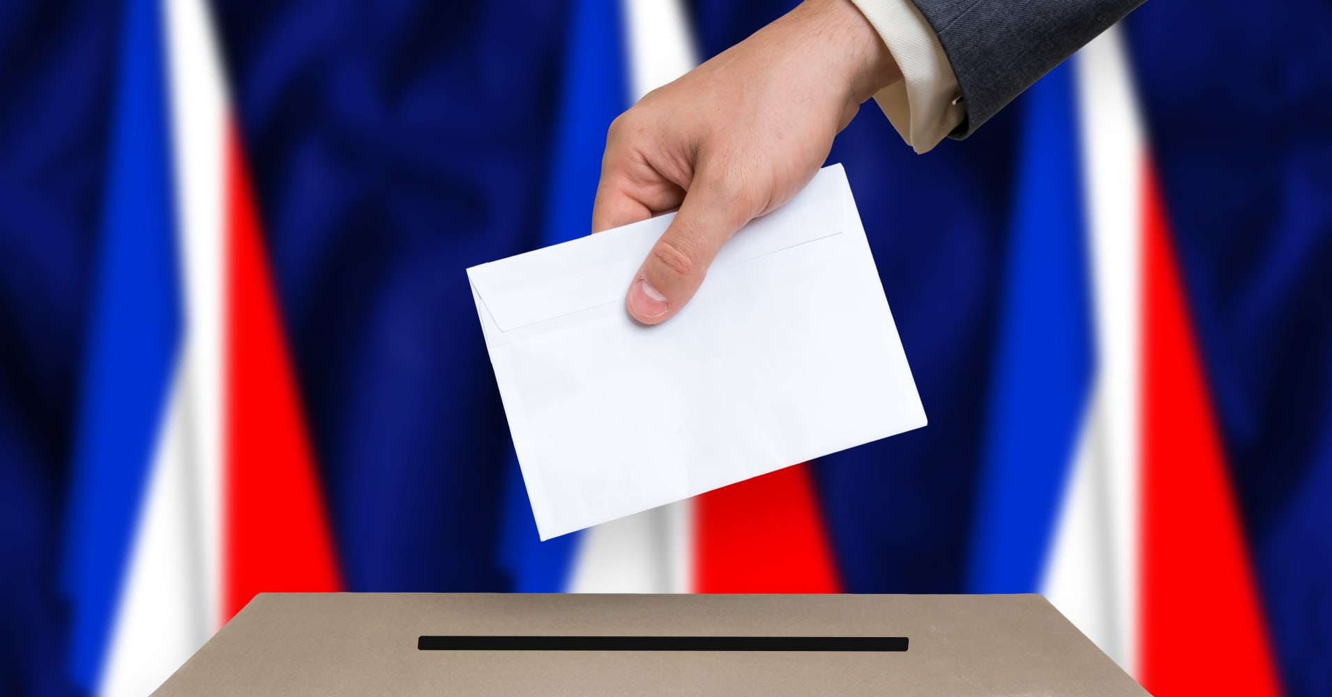 Watch CNBC's coverage of the first round of France's presidential election