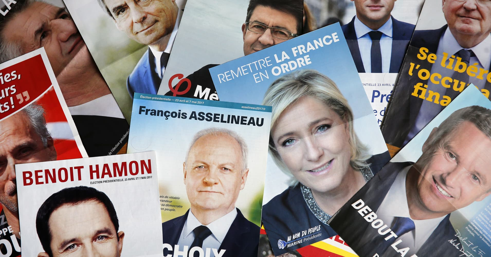Here's all you need to know about the French election