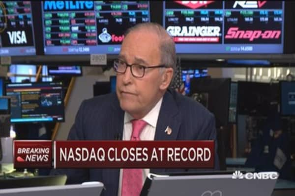 Kudlow: Healthcare could get jammed through Senate really fast