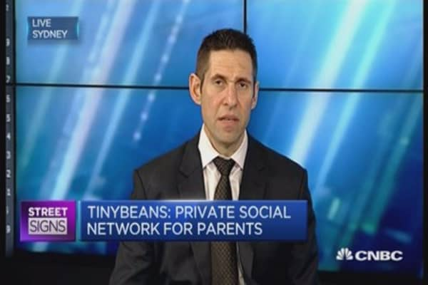 Social network Tinybeans debuts on ASX