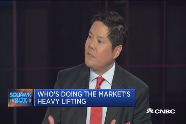 These mega-cap stocks are pillars of the market