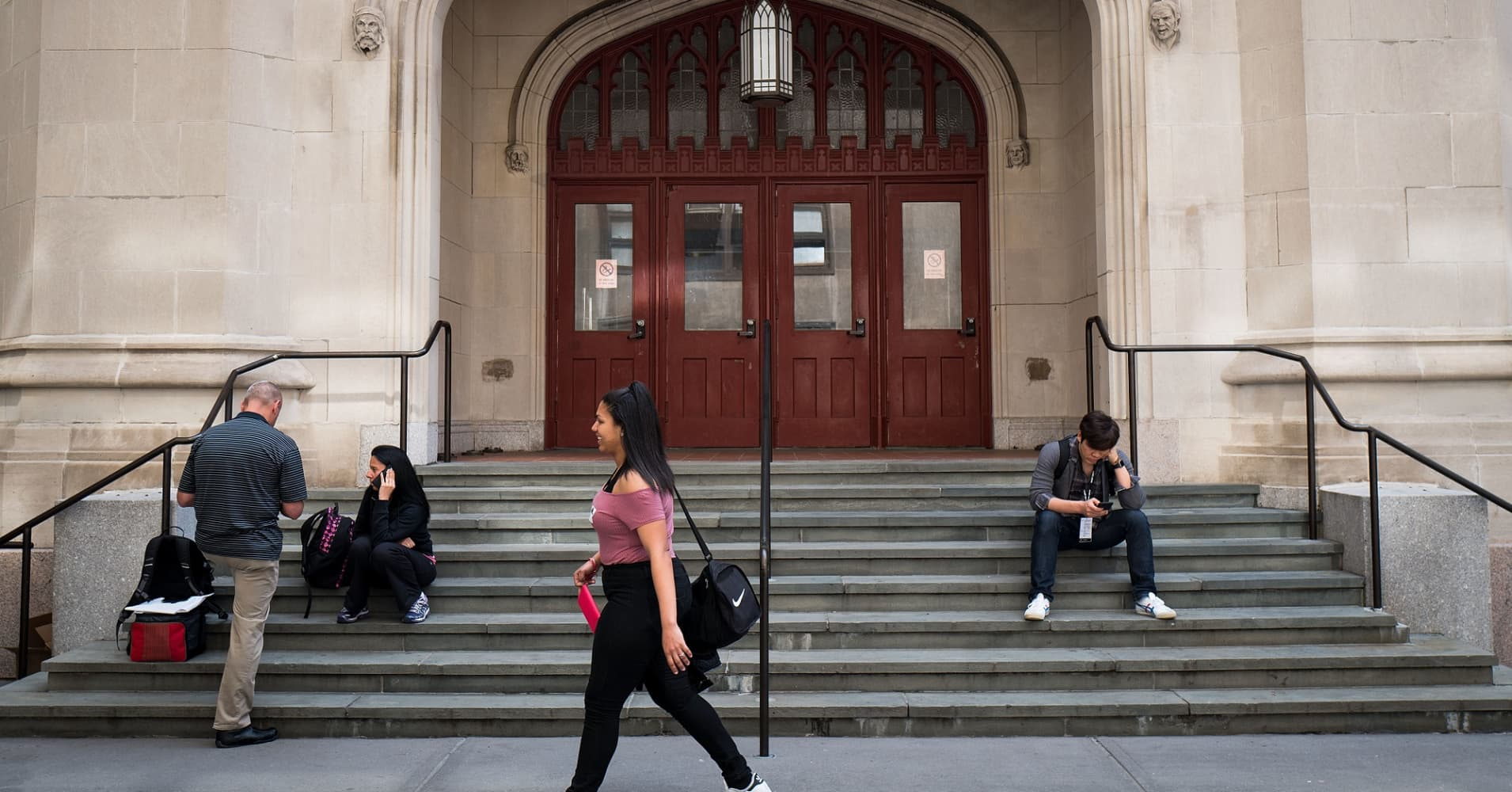 Op-Ed: Here's a 4 question college application, with a twist