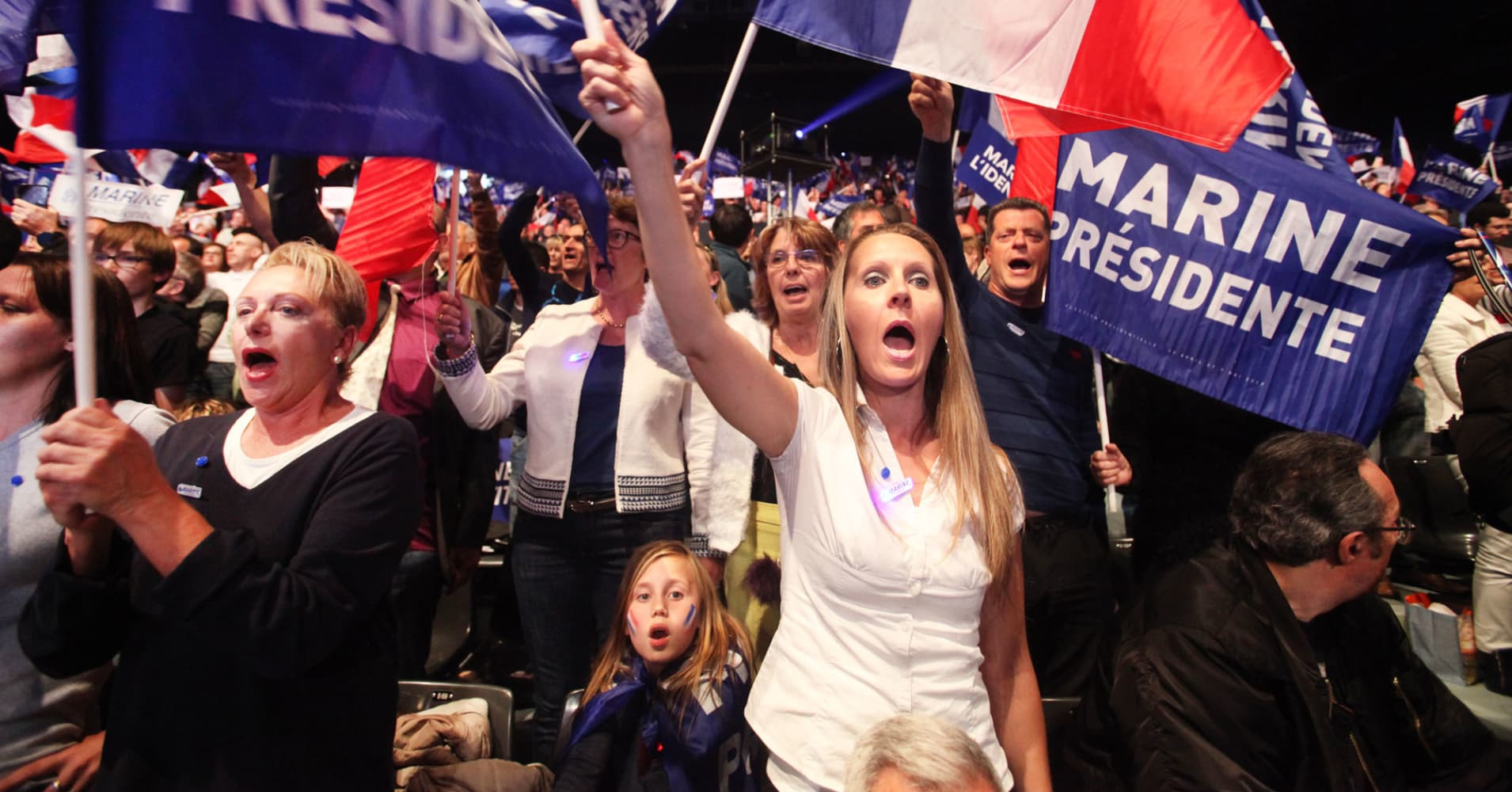 French election may trigger volatile reaction that impacts global markets for weeks