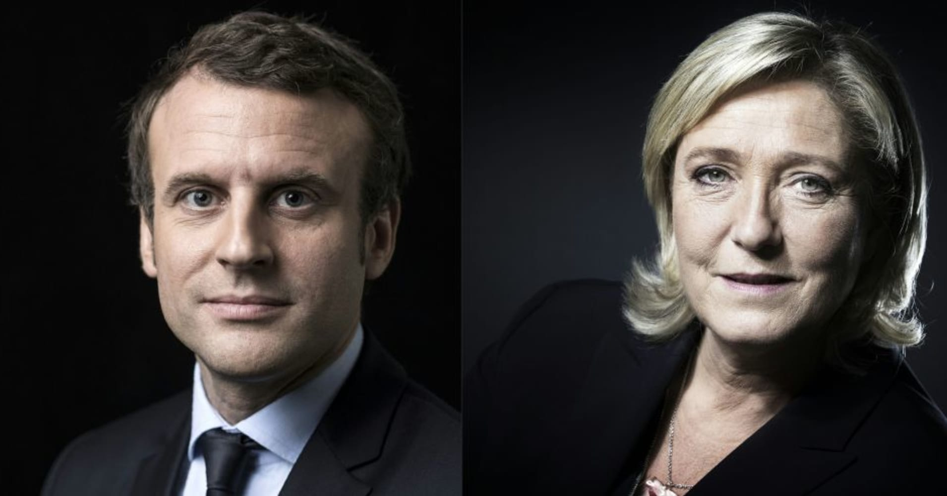 Macron vs. Le Pen – meet the next president of France
