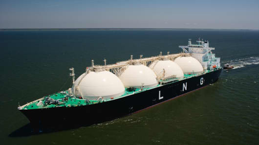 Exxon-Conoco JV Golden Pass LNG approved for natural gas export