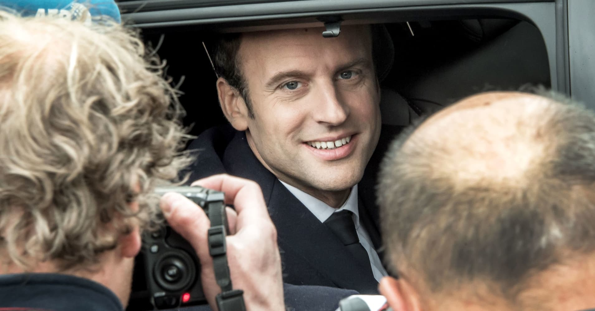 French election: American conservatives should support Macron—commentary