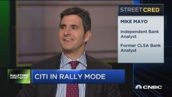 Analyst: Citi chairman needs to keep heat on Corbat