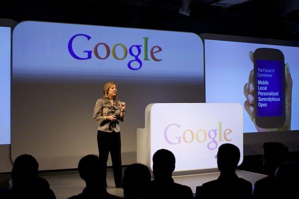 Stephanie Tilenius at Google