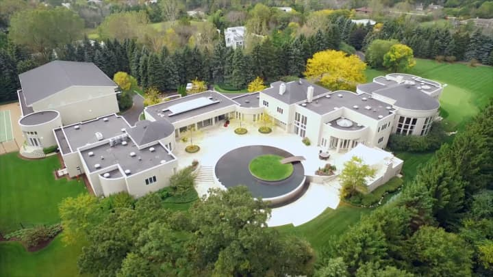Next on | Secret Lives of the Super Rich: Mega-Homes