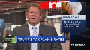 Rieder: Fed is still on its tightening path