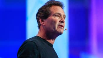Dan Schulman, president and chief executive officer of PayPal