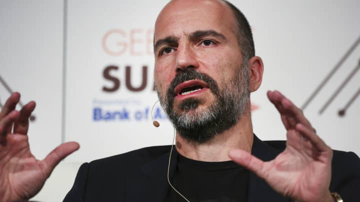 Dara Khosrowshahi, chief executive officer of Expedia Inc.