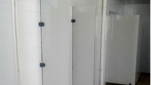 One Time Use: Pegatron Dorm Shower