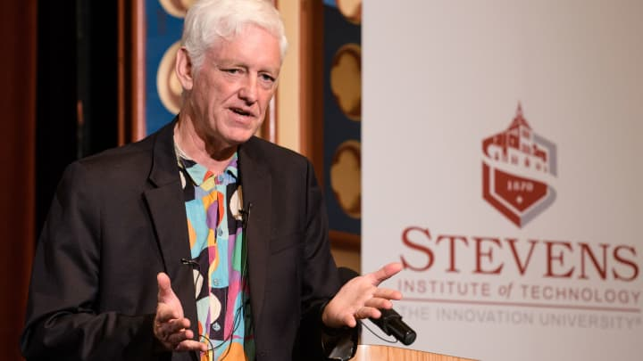 Peter Norvig, Director of Research at Google.