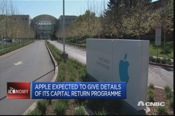 Apple to report Q2 earnings on Tuesday
