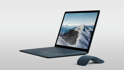 Handout: Surface Laptop
