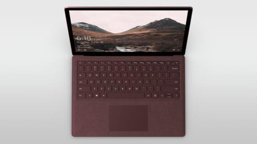 Handout: Surface Laptop 5