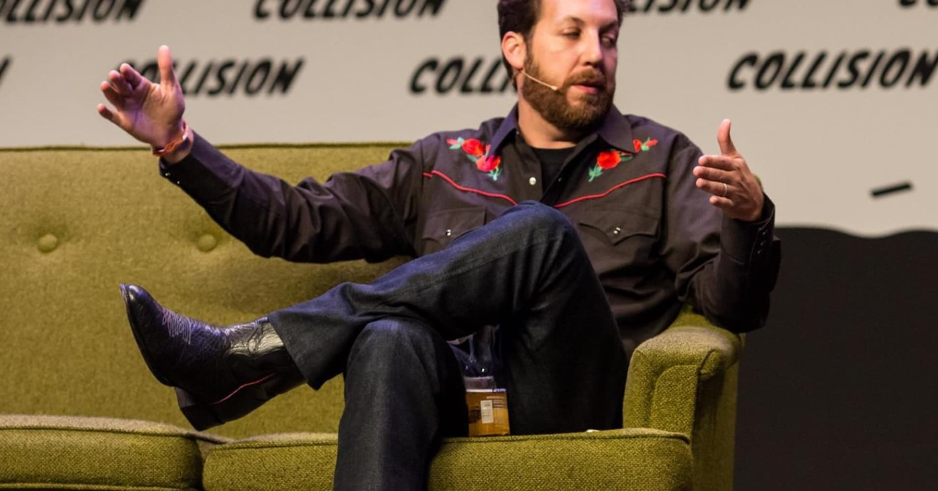 Chris Sacca: 'Billionaire is an incredibly magical word in our language'