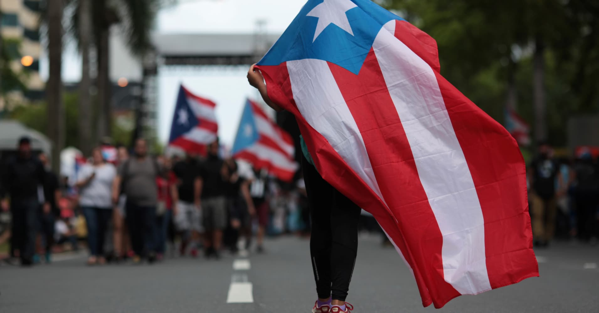 Puerto Rico starts bankruptcy biggest ever for municipal
