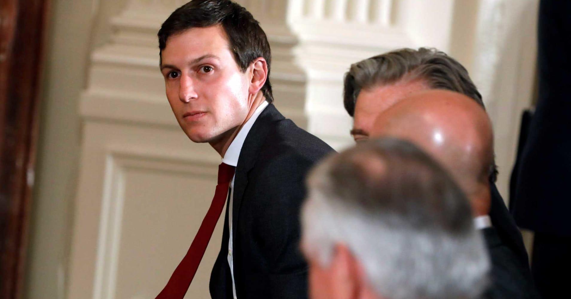 Spicer: Kushner 'not involved' in family's Chinese EB-5 visa pitch