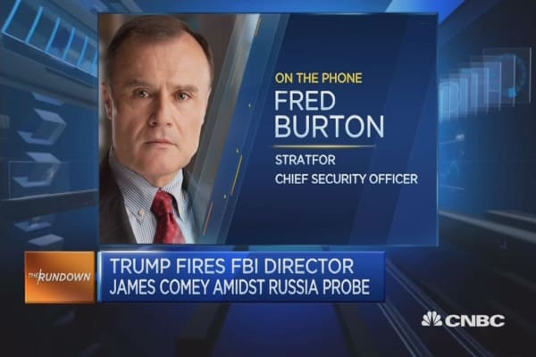 Comey replacement will be a 'critical' hire for Trump administration