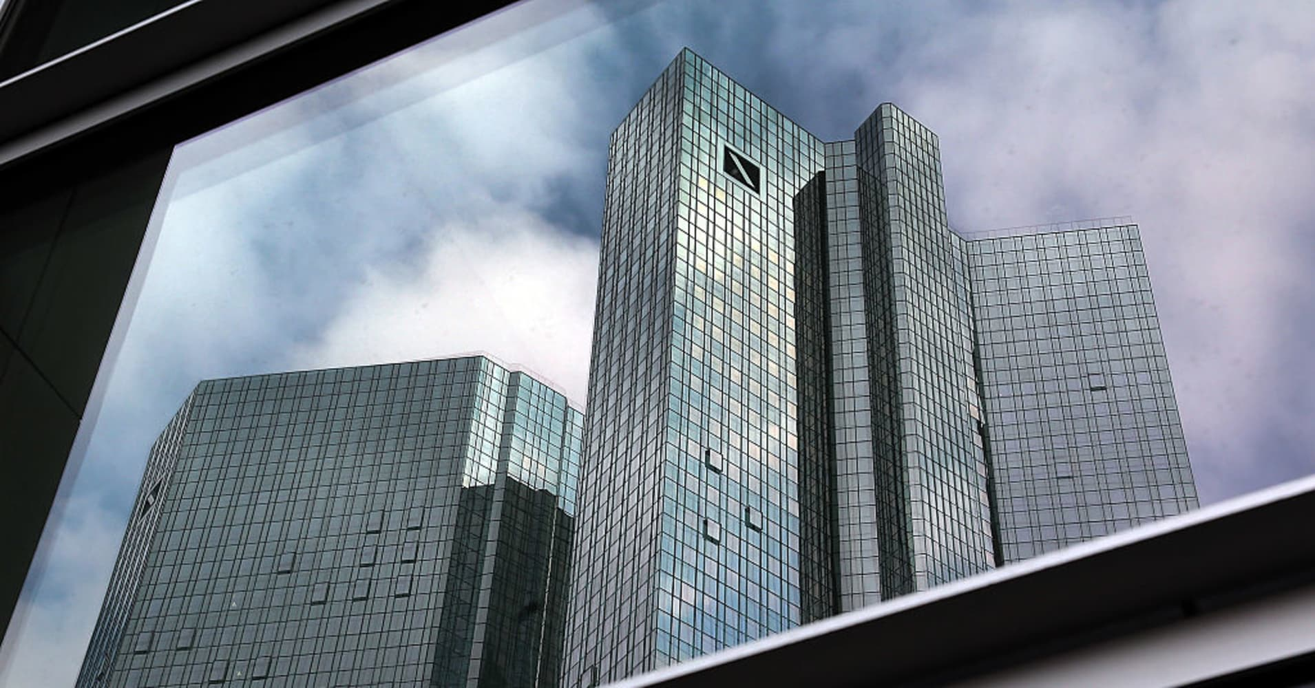Police raids were not the fault of Deutsche Bank management, CFO says