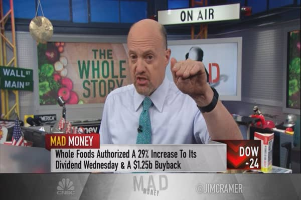 Cramer: Here's what Whole Foods still doesn't get about its turnaround