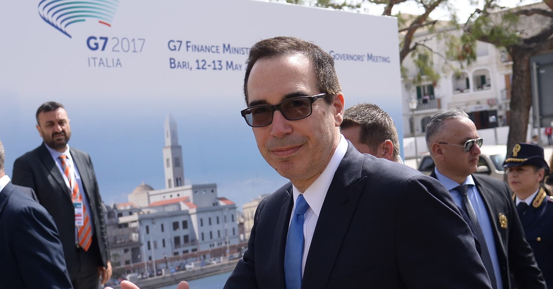 US administration excited about trade policies after China agreement, says Mnuchin