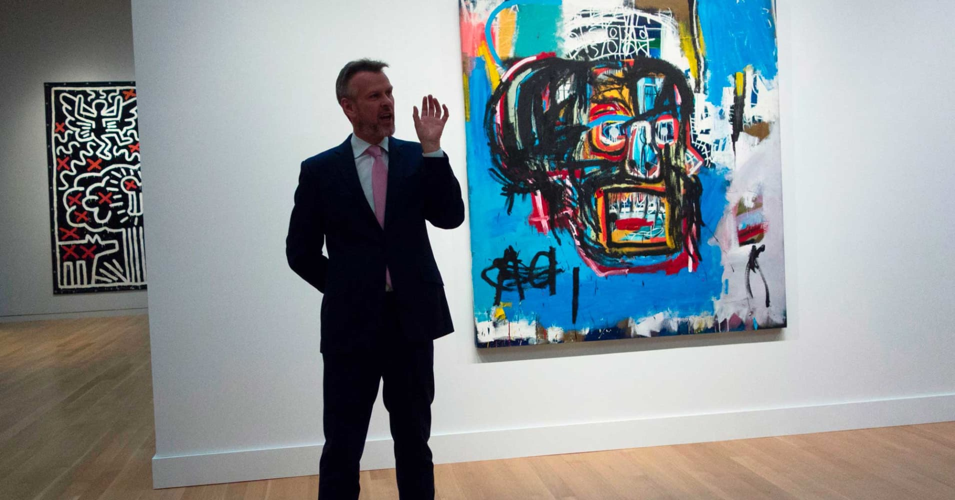 $1 billion art week could mark recovery
