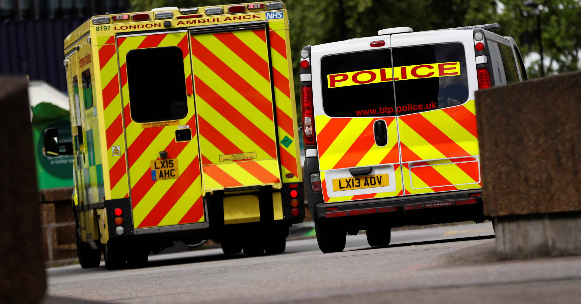 English hospitals divert ambulances after 'ransomware' cyber attack