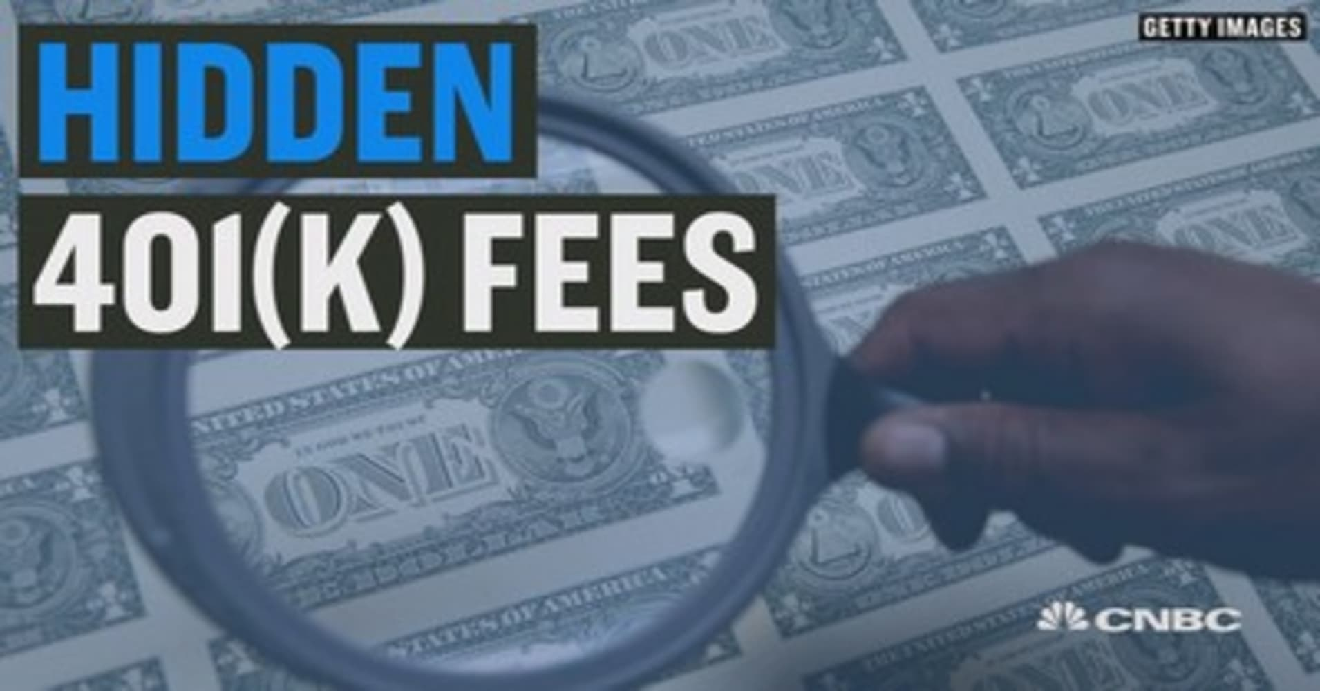 Tony Robbins: Hidden fees are killing your retirement plans