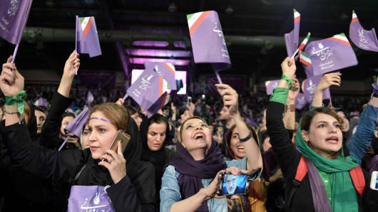Voices of Iranians ahead of presidential election