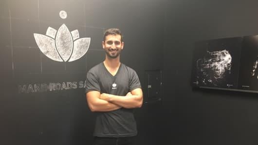 Zendrive CEO Jonathan Matus