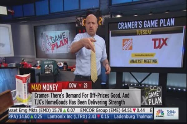 Cramer's game plan: Opposite market forces will highlight the strongest stocks