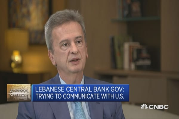 Image result for Maintaining fiscal stability in Lebanon a 'dance with wolves', says central bank governor images