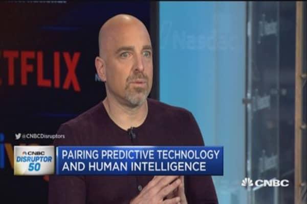 Uptake Technologies turning data into action
