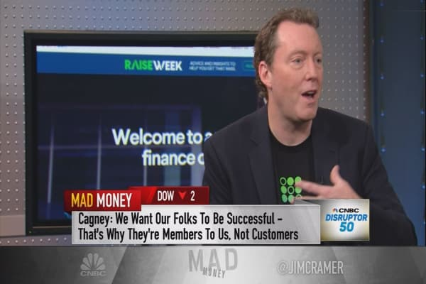 SoFi CEO: Making banks 'more aligned to the customer'
