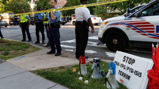 Senators Urge Turkish President To Hold His Bodyguards Accountable For DC Violence