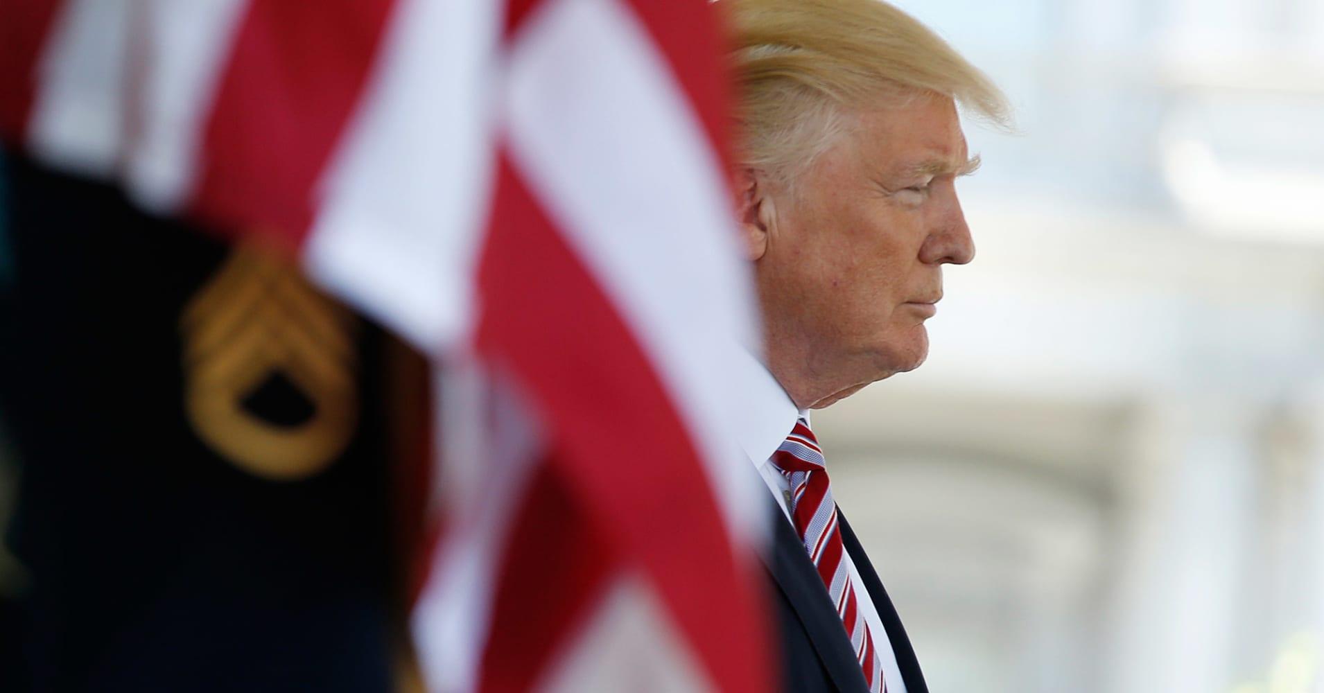 Manchester Arena suicide attack: Trump calls terrorists 'evil losers'