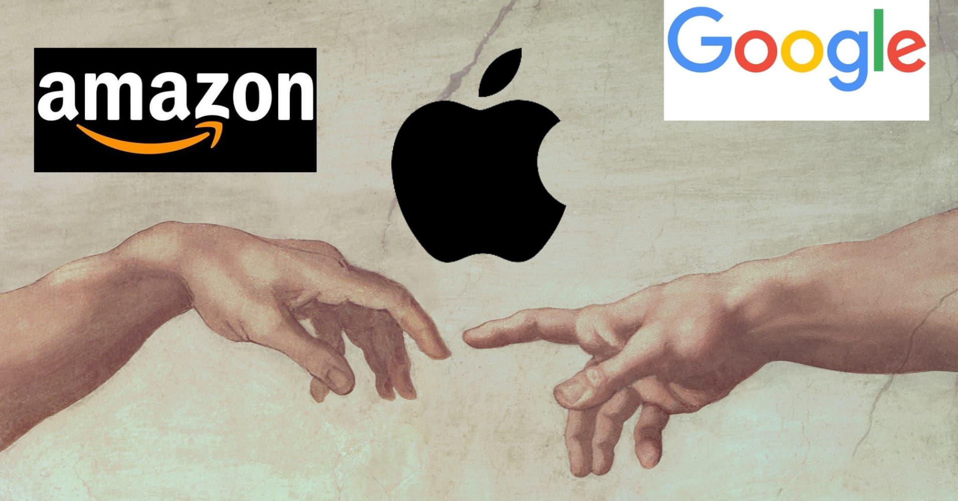 Op-Ed: Apple. Amazon. Netflix. This market prays to new gods now