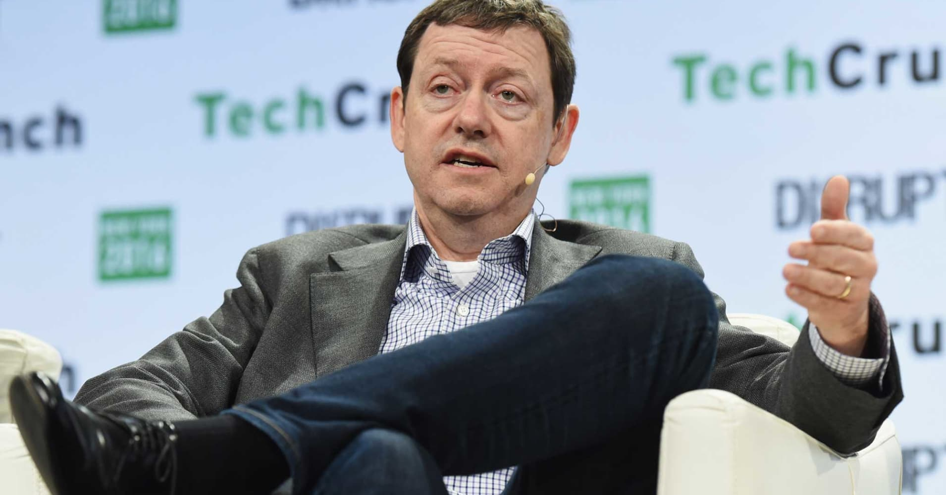 Fred Wilson throws a little cold water on bitcoin enthusiasts - CNBC