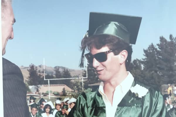 David Bach received his undergraduate degree at University of Southern California