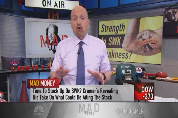 Cramer finds a buying opportunity in a high-performing toolmaker