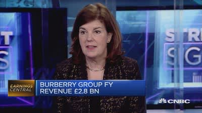 Burberry operating in a tough market: TD Direct Investing